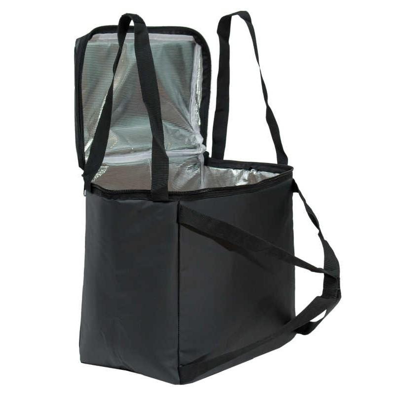 sac isotherme grand format pour la livraison de repas v lo scooter. Black Bedroom Furniture Sets. Home Design Ideas
