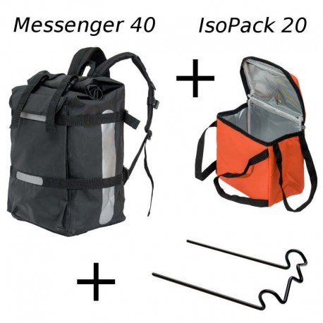 Combo Food Messenger 40