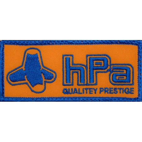 Moral Patch HPA Orange
