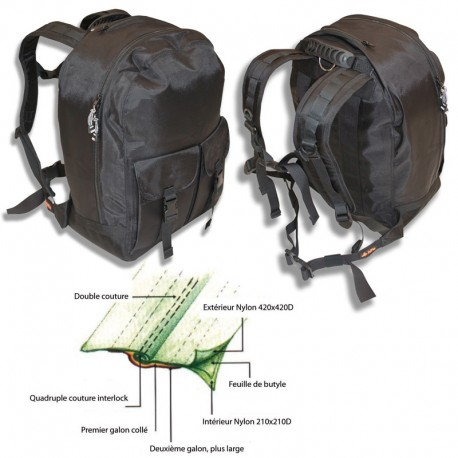 Submersive waterproof bag IP68-INFLADRY-HD-30