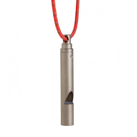 Titanium Emergency Whistle