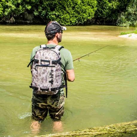 Sac de pêche étanche Infladry 25