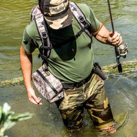 Sacoche de pêche étanche Infladry 5