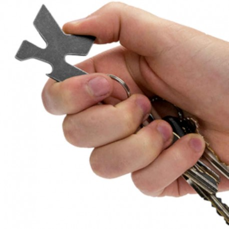 K-Tool Multi-Function Key Ring Tool