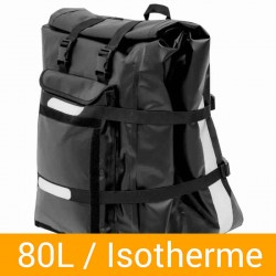 Isothermal delivery bag MESSENGER 80