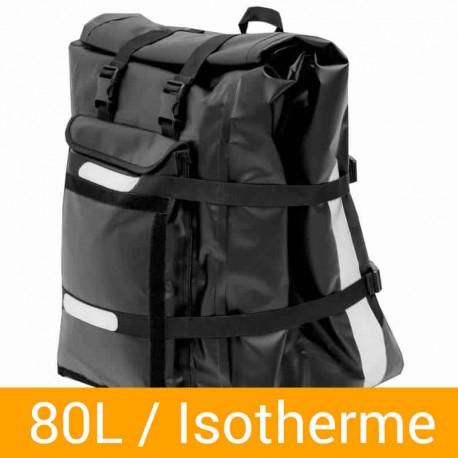 Isothermal delivery bag MESSENGER 80