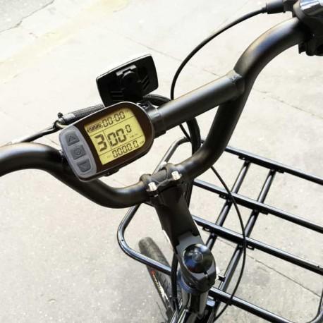 Afficheur LCD du e-Petit Porteur