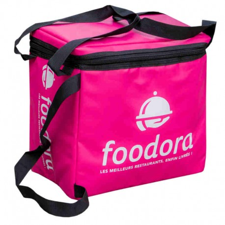 Foodora Insulated Bag
