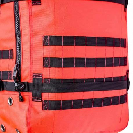 Passants MOLLE sur le sac étanche submersible Infladry 50 HD