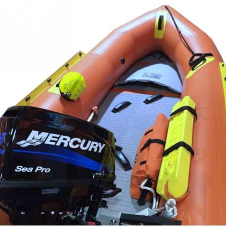 Sac étanche pour canot de secours IRB
