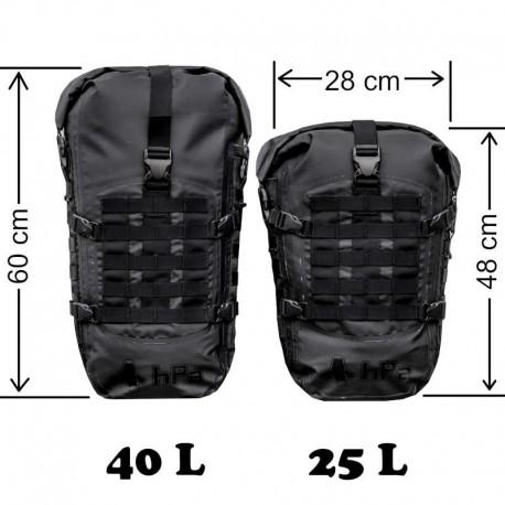 Dimensions des sacs à dos HPA Molledry
