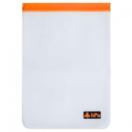 Orgadryzer multipurpose waterproof pouch Size L pack of 5 units
