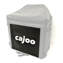 Panneau de personnalisation pour sac de livraison