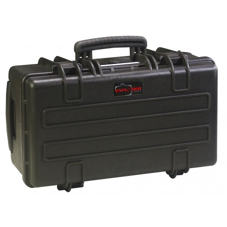 Waterproof case with wheels EXPLORER CASE 5122E