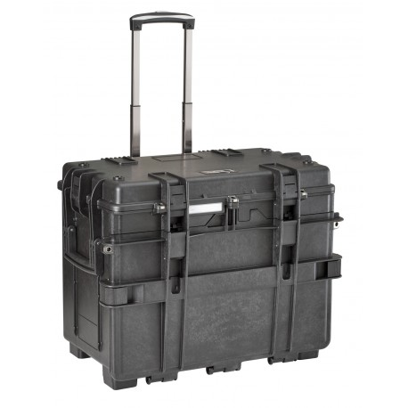 Suitcase waterproof EXPLORER CASE 5140KTE-AH locations with drawers