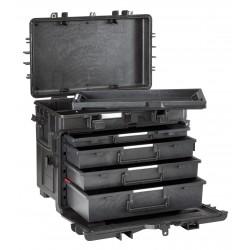 Valise étanche EXPLORER CASE 5140KT02-AH avec tiroirs