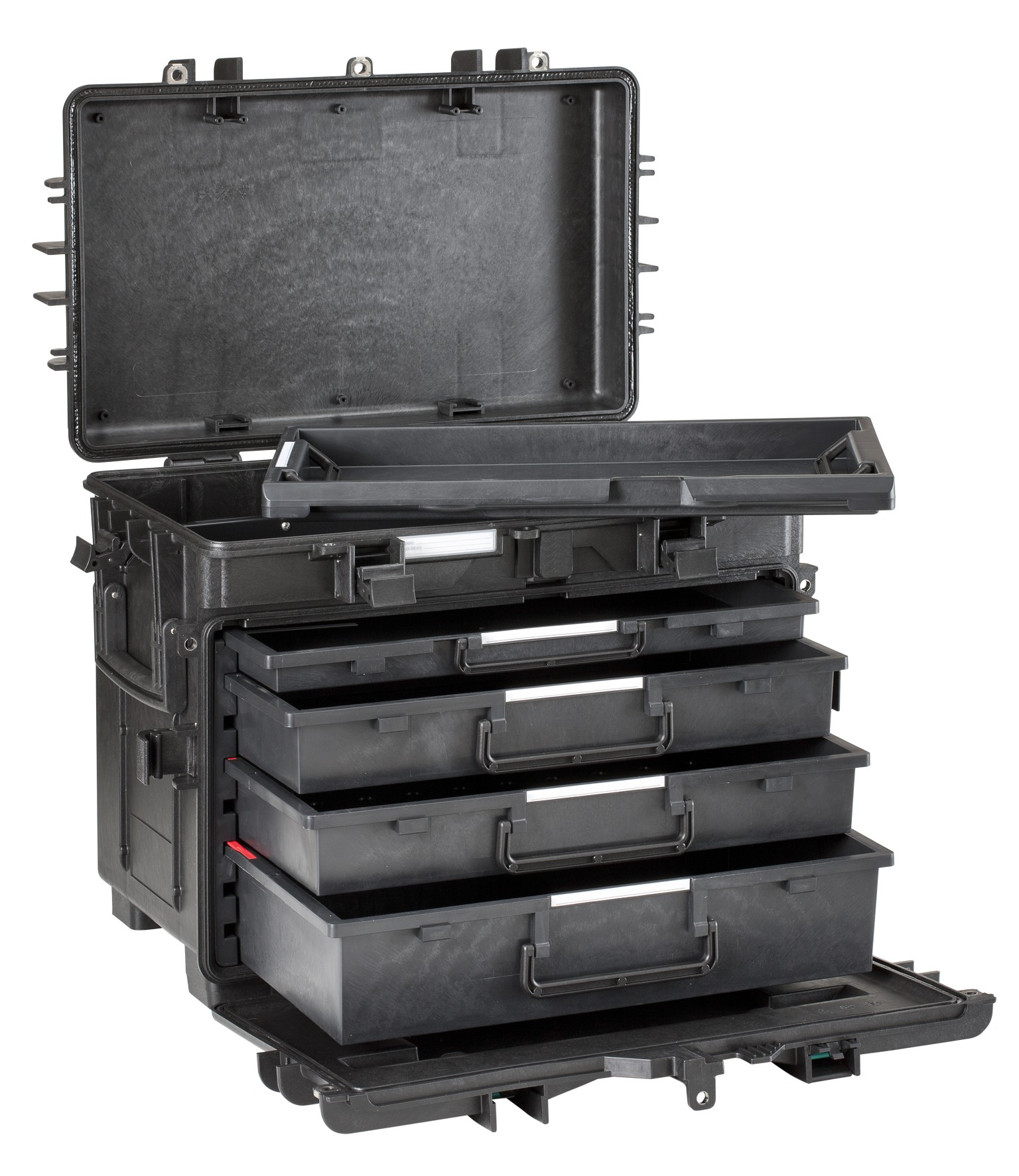 Luggage With Drawers Suitcase Waterproof Explorer Case 5140kt02 Ah With Drawers Hpa Sarl