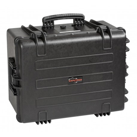 Suitcase waterproof EXPLORER CASE 5833 with foam