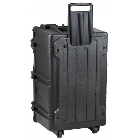 Suitcase waterproof EXPLORER CASE 7641 with foam