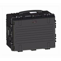 Suitcase waterproof EXPLORER BOX 7745 with foam
