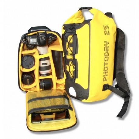 100% Waterproof Camera Backpack PHOTODRY 25 HPA