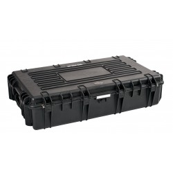 Suitcase waterproof EXPLORER BOX 10826 with foam