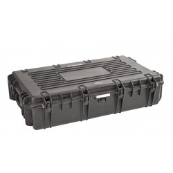 Suitcase waterproof EXPLORER CASE 10826D2 with foam