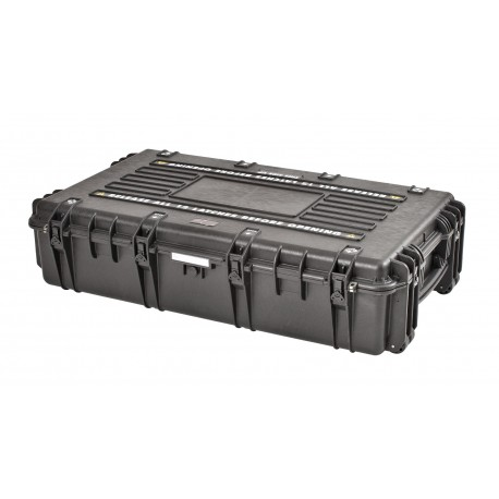 Suitcase waterproof EXPLORER CASE 10826D4 with foam