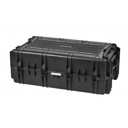 Suitcase waterproof EXPLORER CASE 10840E