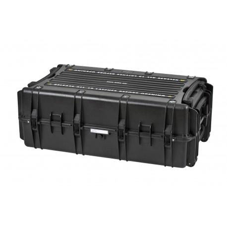 Suitcase waterproof EXPLORER CASE 10840E