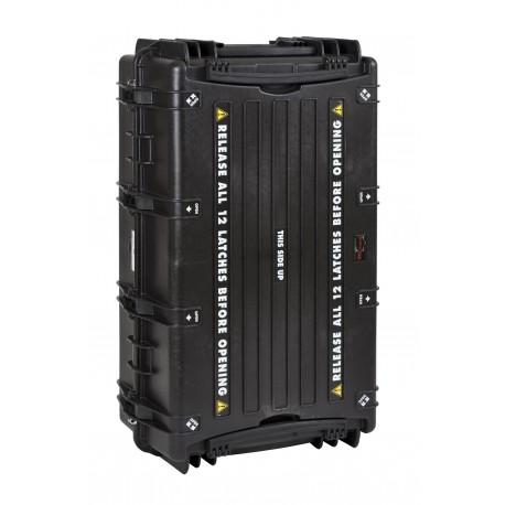 Suitcase waterproof EXPLORER CASE 10840D1