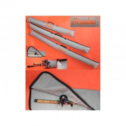 HPA AIRTUBES 220 CM TRANSPORT FISHING RODS
