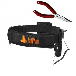 Ceinture de combat pêche LIGHT FIGHTING BELT + pince GAMEPLIER