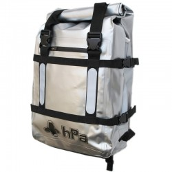Delivery Bag MESSENGER 30 Silver Surfer