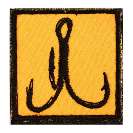 Moral Patch GT Anchor Orange