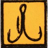 Moral Patch GT Anchor Orange