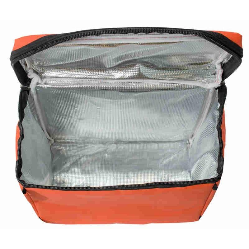 sac de livraison isotherme pour coursier v lo pour livrer des repas. Black Bedroom Furniture Sets. Home Design Ideas