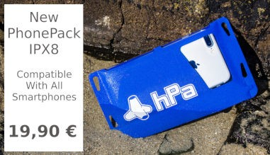 hPa PhonePack IPX8